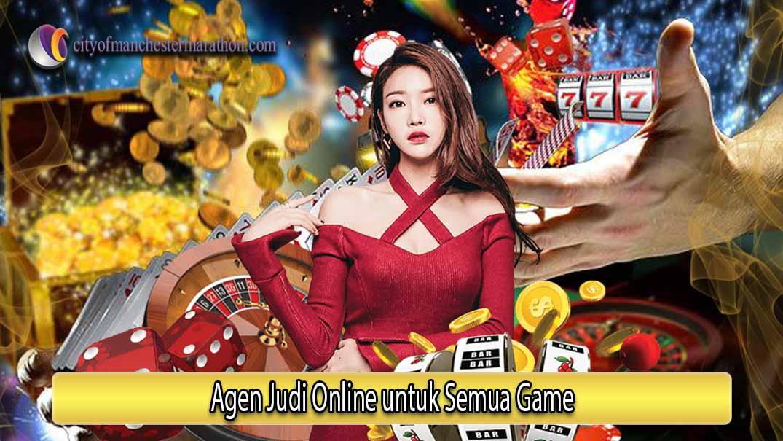 Agen Judi Online untuk Semua Game
